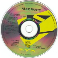 Alex Party (CDM-MP3-320kbps-aZo)