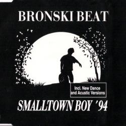 Bronski Beat - Smalltown Boy (Factory Team Remix 94)