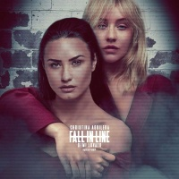 Christina Aguilera feat. Demi Lovato - Fall In Line