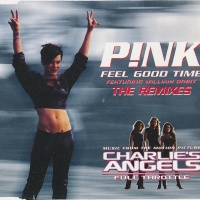 P!nk & William Orbit - Feel Good Time (Cotto's Color Me Pink Radio Edit)