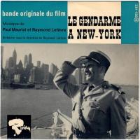 Bande Originale Du Film Le Gendarme À New-York