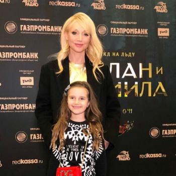 Кристина Орбакайте впервые показала подросшую дочь