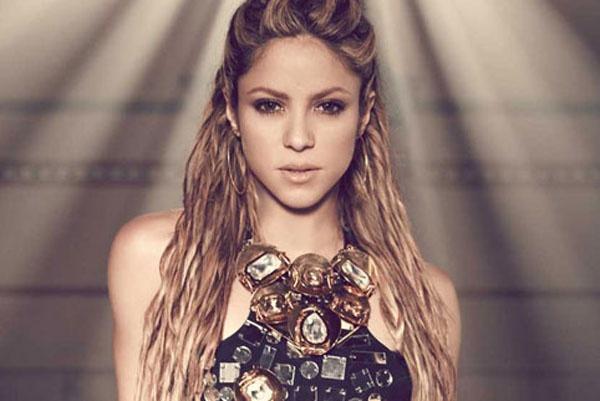 Шакира записала спортивную песню