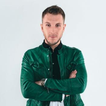 "T-killah все таки набил настоящую татуировку ""Россия"""