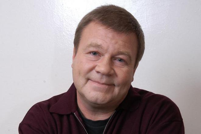 Сергей Селин попал в ДТП